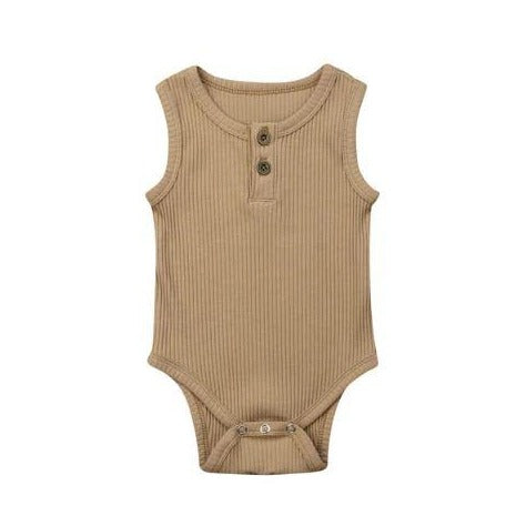 Basics Collection Sleeveless - Brown