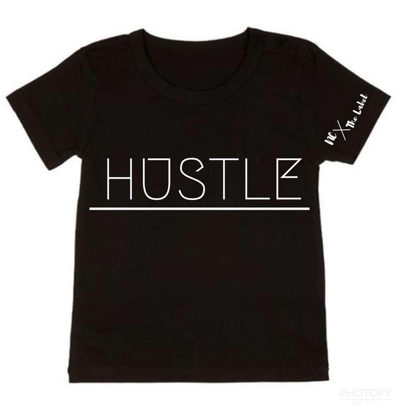 NC X The Label - Hustle Tee