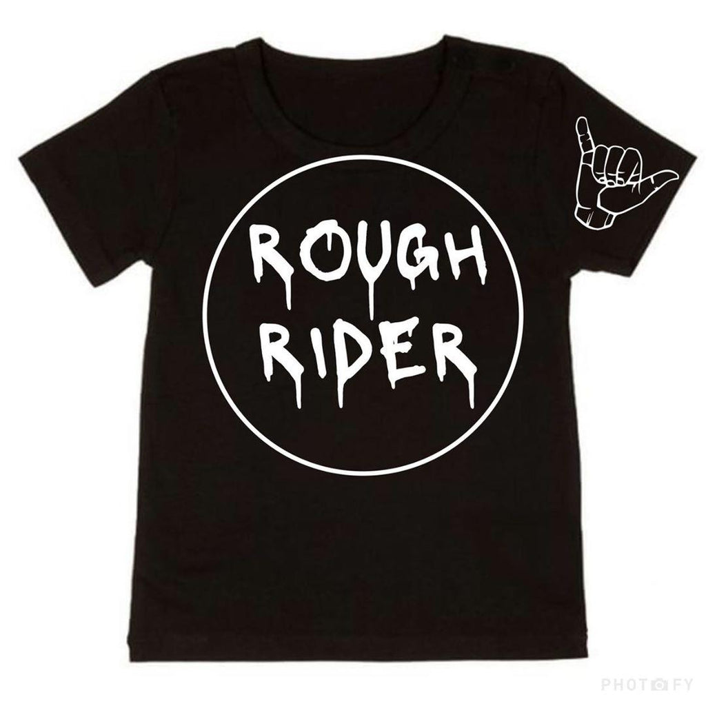 NC X The Label - Rough Rider Tee