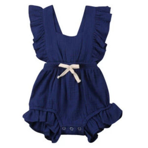 Mary Romper - Navy
