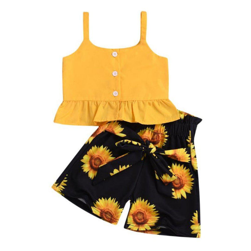 Alexa Sunflower Set