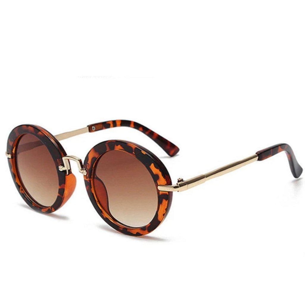 Miss Fashionista Sunglasses - Tortoise