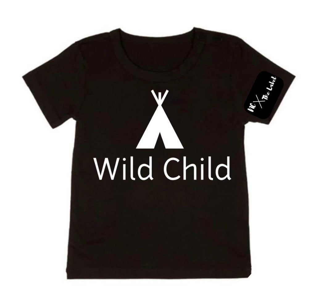 NC X The Label - Wild Child Tee