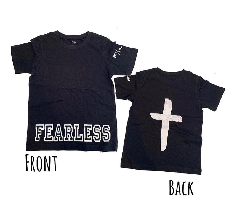 NC X The Label - Fearless Cross Tee