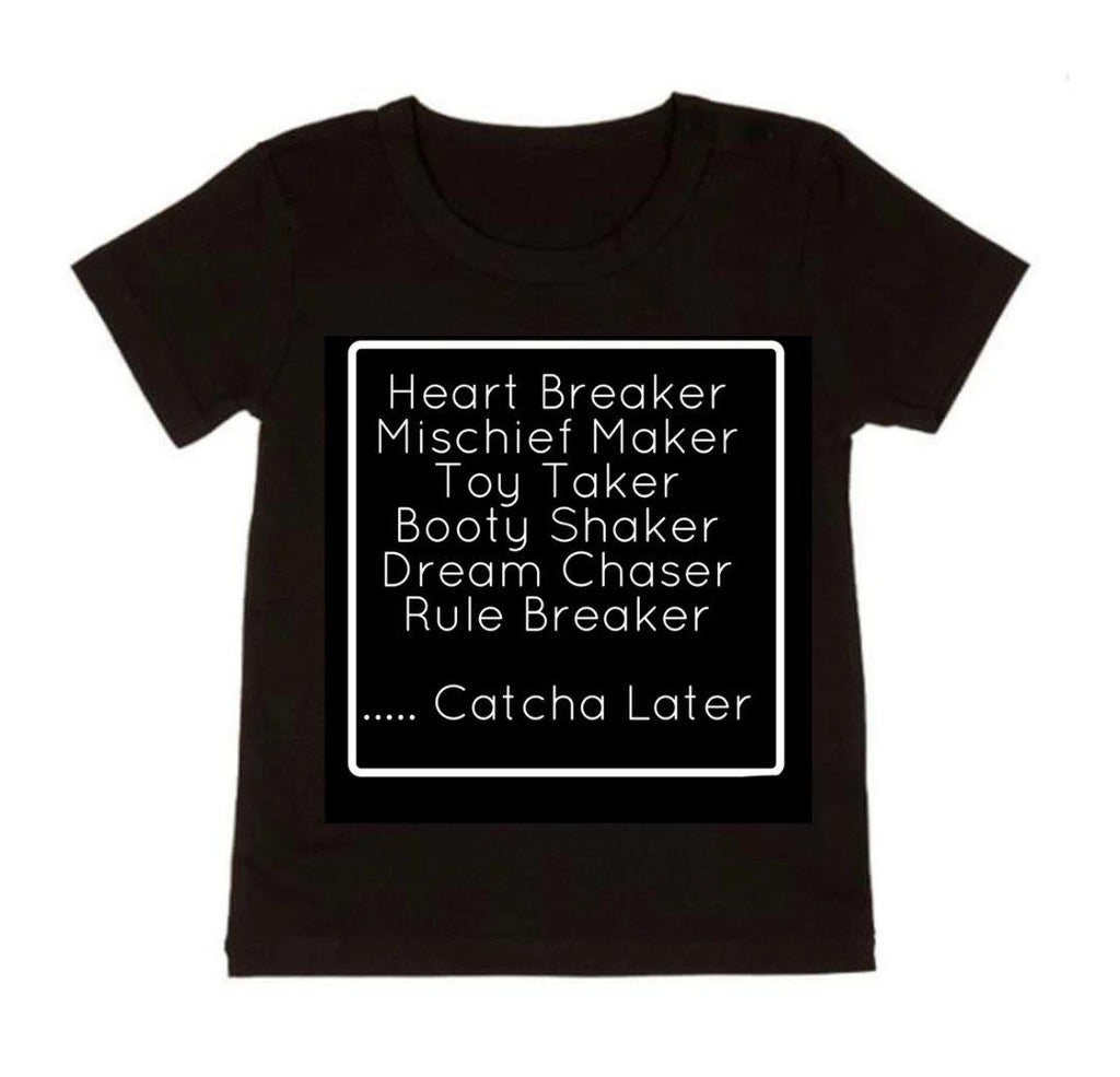 NC X The Label - Catcha Later Tee