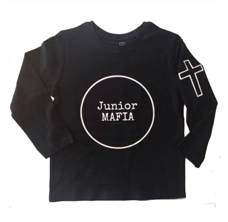 NC X The Label - Junior Mafia Tee