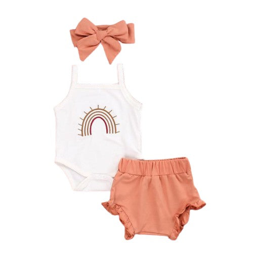 Rainbow Set - Peach