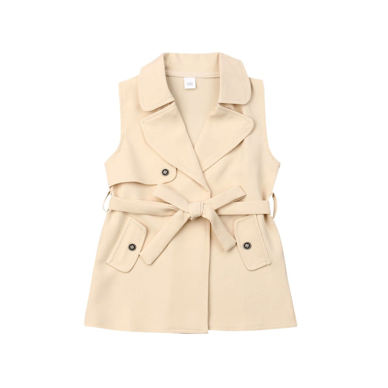 Lilah Trench Dress