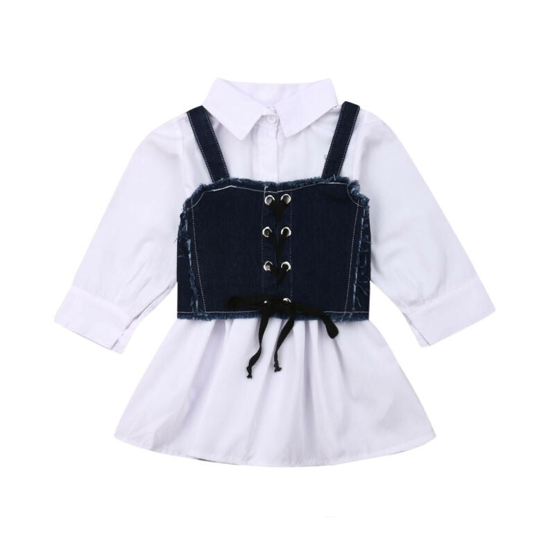 Dress Tee & Corset