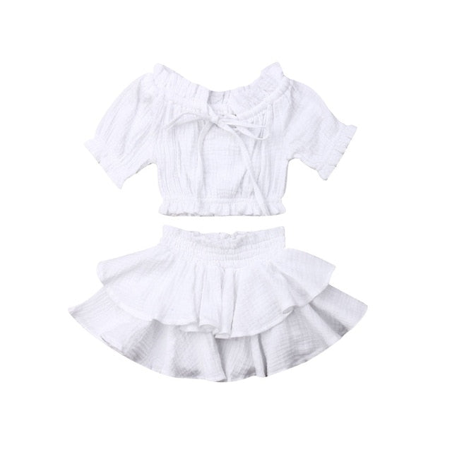Amaya Set - White