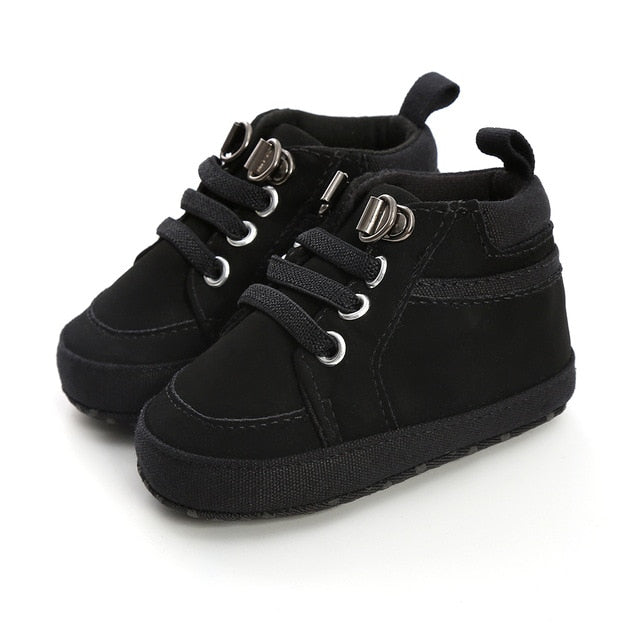 Huxley Kicks - Black