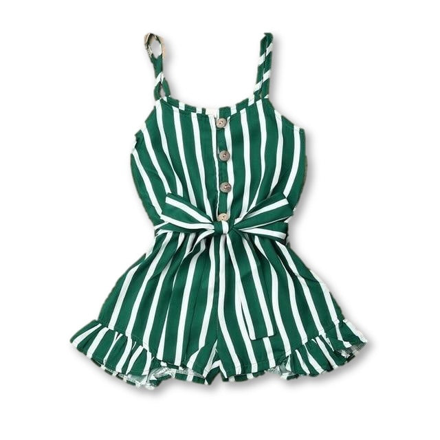 Layla Playsuit - Green