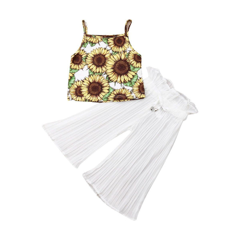 Olivia Sunflower Set