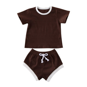 Basics Set - Brown