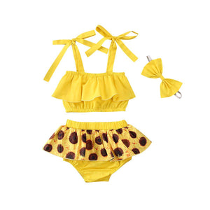 Lexi Sunflower Set
