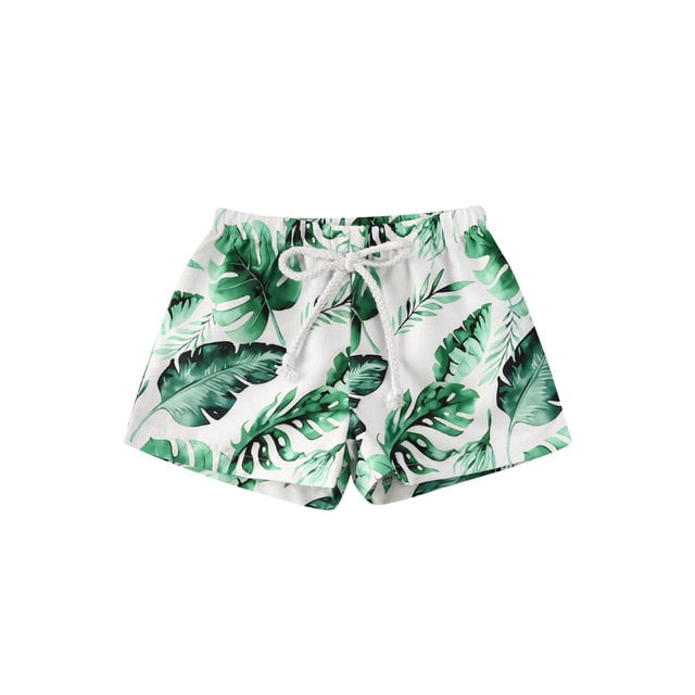 Summer Shorts - Palm