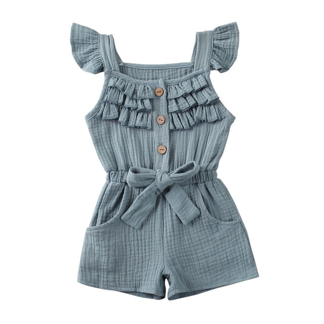 Nova Playsuit - Teal
