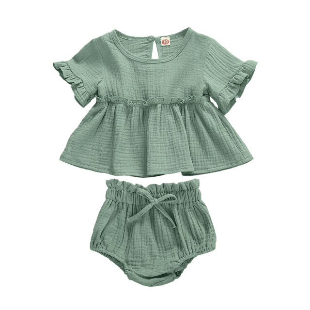 Gia Set - Green