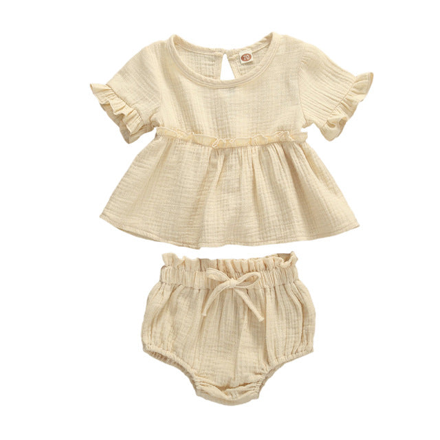 Gia Set - Cream