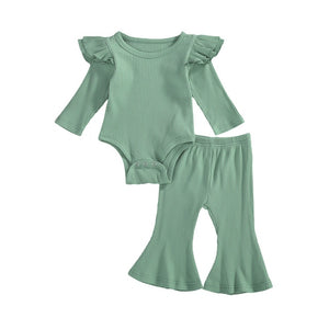 Basic Flare Set - Green