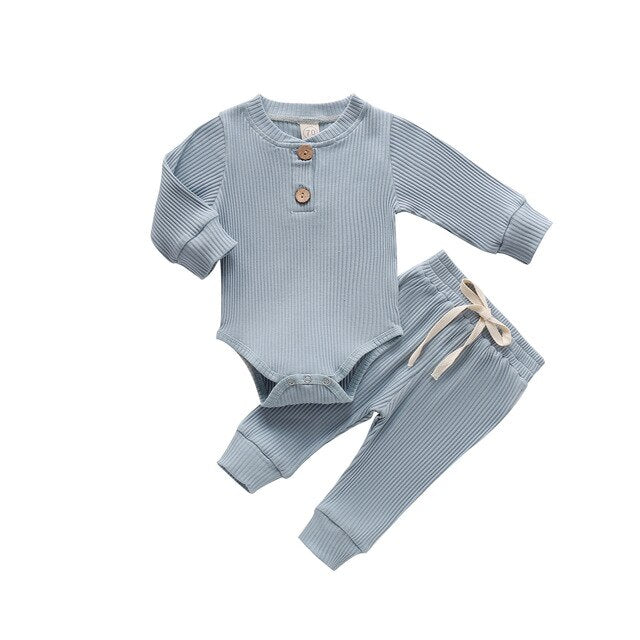 Henley Basic Set - Blue