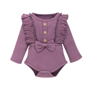 Millie Bodysuit - Purple