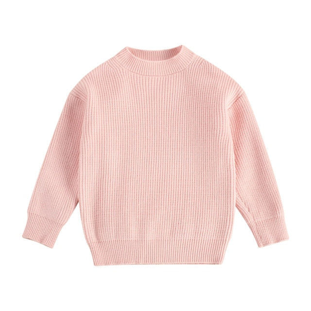 Charlie Knit - Light Pink