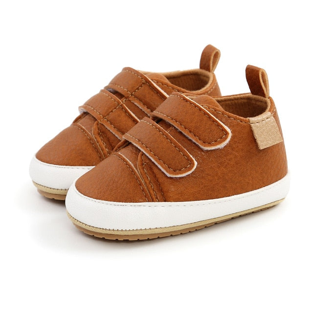 Amari Kicks - Brown