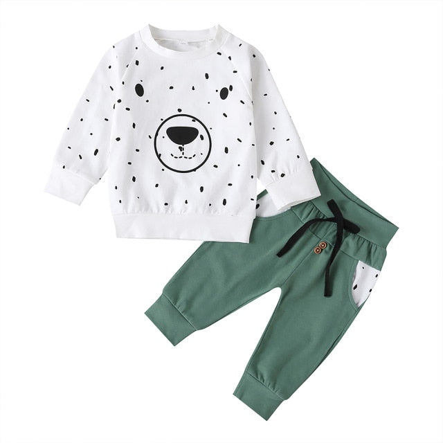Bear Set - White