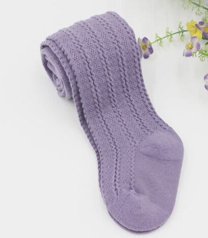 Winter Stockings - Purple