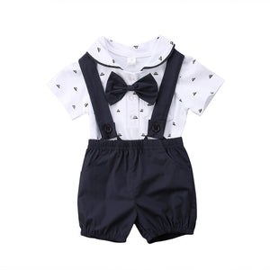 Dapper Sailor Set - Navy