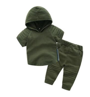 Vance Set - Army Green