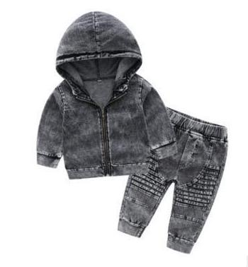 Carter Set - Grey