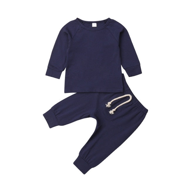 Basic Set - Navy