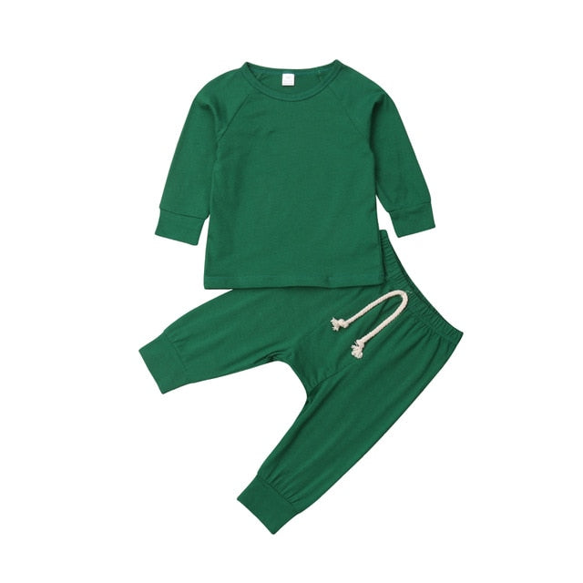 Basic Set - Green
