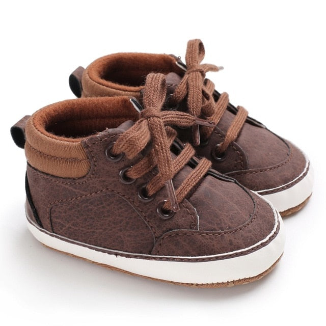 Freddy Kicks - Brown