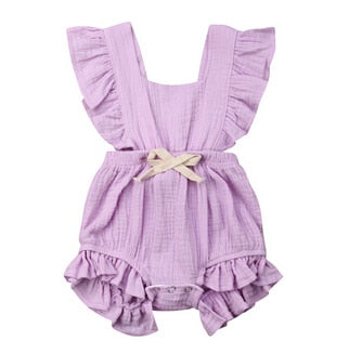 Mary Romper - Lilac