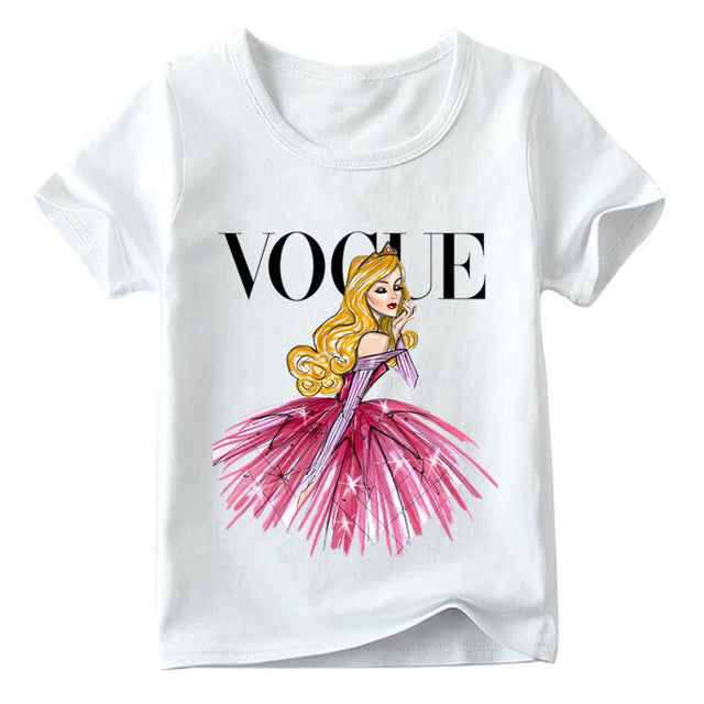 Vogue Princess T-Shirt - Sleeping Beauty