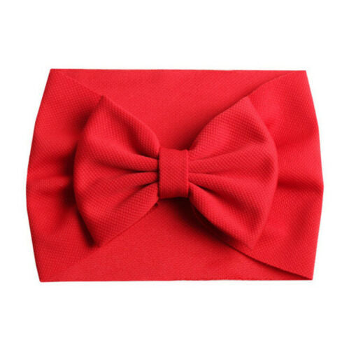 Evie Headband - Red