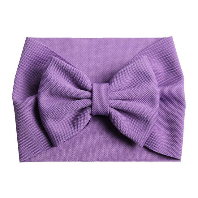Evie Headband - Purple