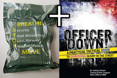 "Trauma Rapid Intervention Kit (TRIK™ LE) + ""Officer Down"" Book"