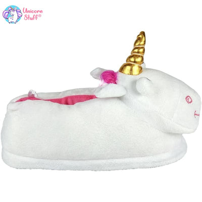 minion unicorn slippers