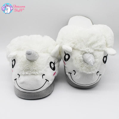 unicorn hoof slippers