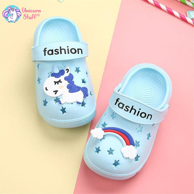 unicorn slippers for babies