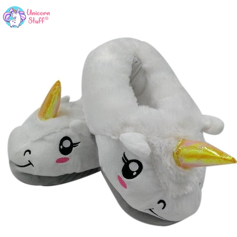 Unicorn Slippers Ladies