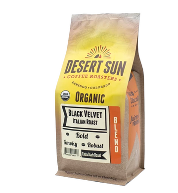 Desert Sun Coffee Roasters - Black Velvet