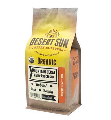 Desert Sun Coffee Roasters - Mountain Decaf