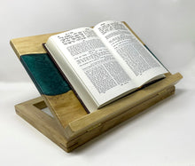 Load image into Gallery viewer, Book Rest River-Board (resin)