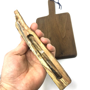 Mezuzah Case (Applewood)
