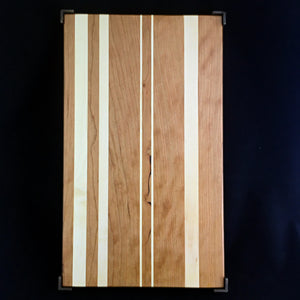 Challah Board (Cherry Wood and Maple)